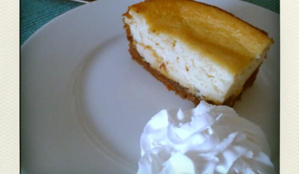 Cheesecake vegan citron et speculoos