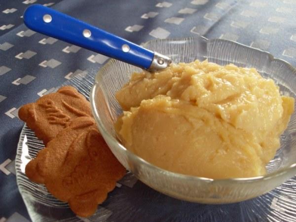 Crème dessert au Grand Marnier
