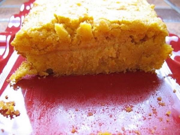 Gâteau amande carotte