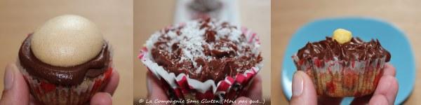 Glaçage pour cupcakes et muffins