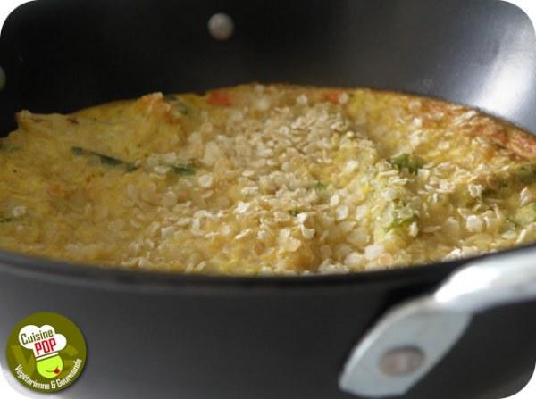Gratin de légumes au quinoa