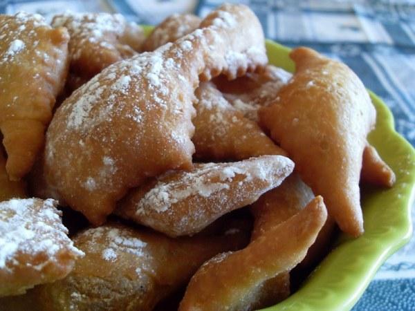 Oreillettes de Provence (Vegan)