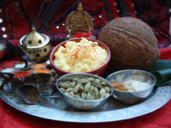 Recette de riz au lait à l'indienne Kheer