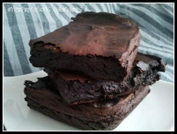 Tofu Brownie