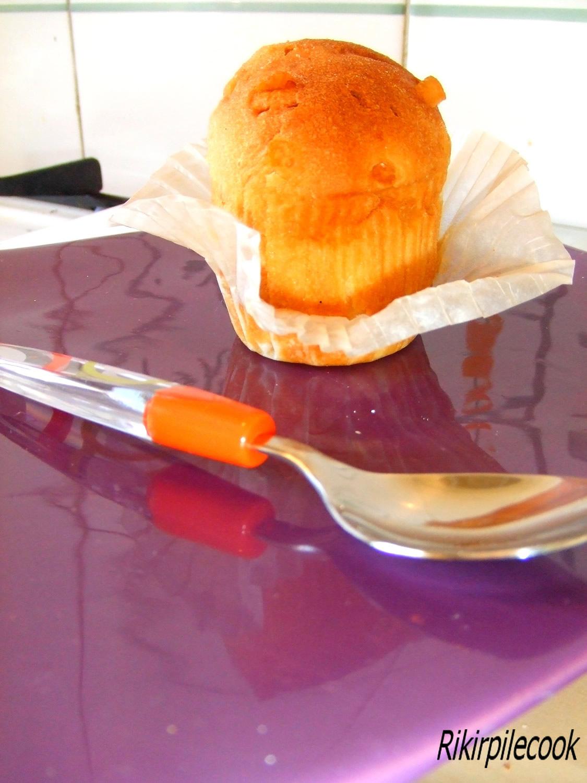 Briochette supralégère aux fruits et épices du soleil