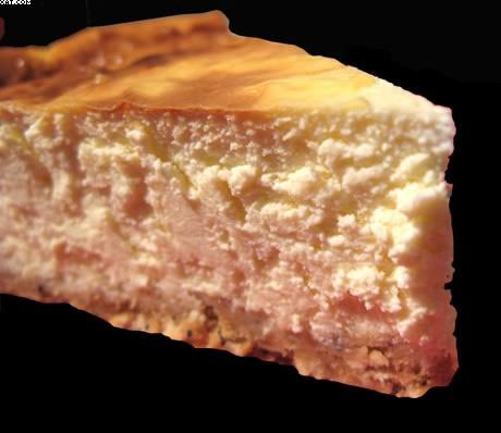 Cheesecake salé au parmesan et gorgonzola