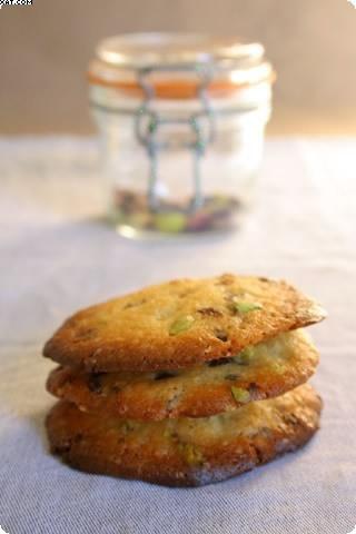 Cookies Chocolat & Pistache