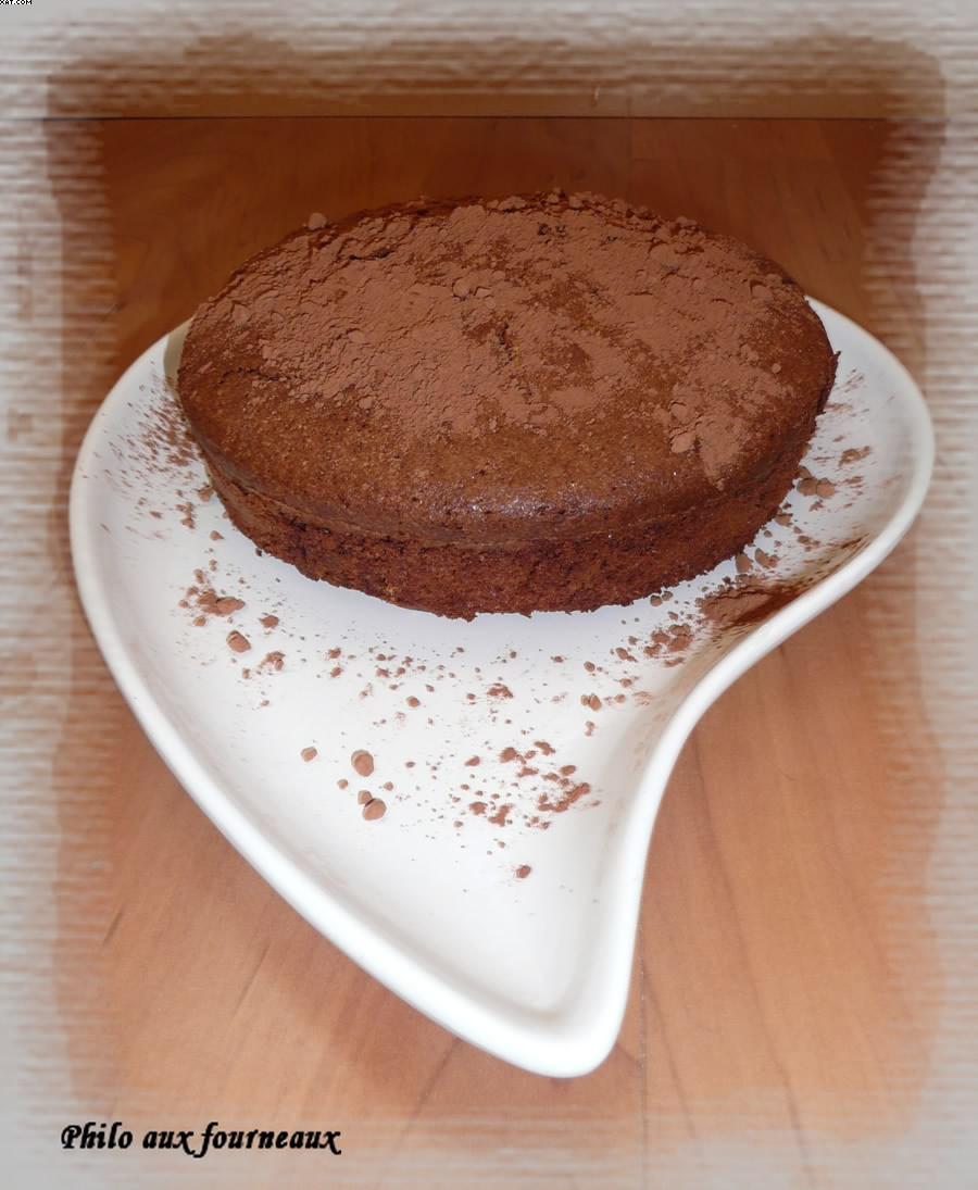 Gâteau Reine de Saba de Pierre Hermé ®