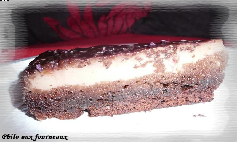L'incroyable gâteau magique au chocolat