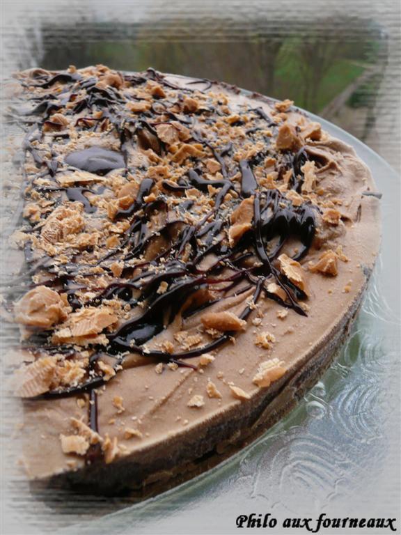 Mississipi Mud Pie