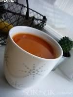Soupe minute à la tomate