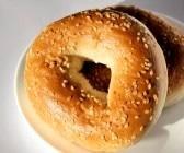 Bagels sans gluten sans caseine