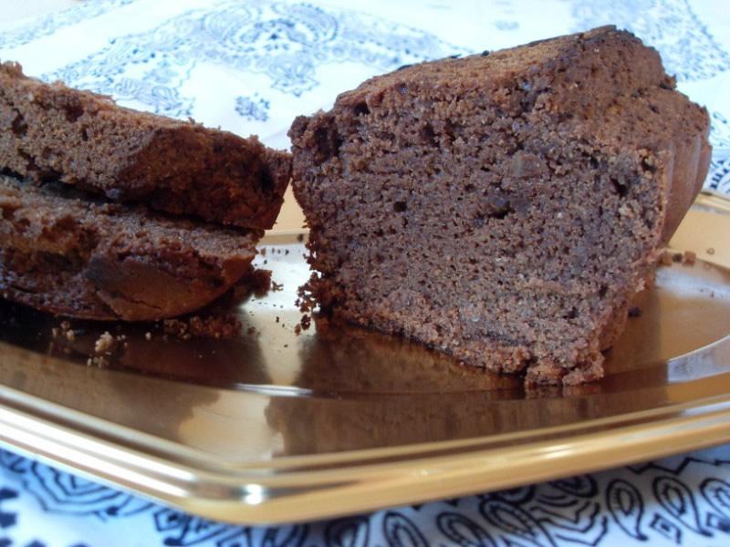 Cake au chocolat (Vegan)