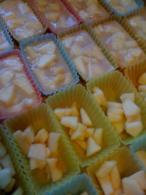 Clafoutis pommes cannelle Sans Gluten et Sans Lait