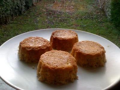 Gâteau moelleux aux agrumes Sans Gluten et Sans Lait