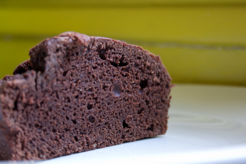 Cake chocolat,noisettes (Vegan)