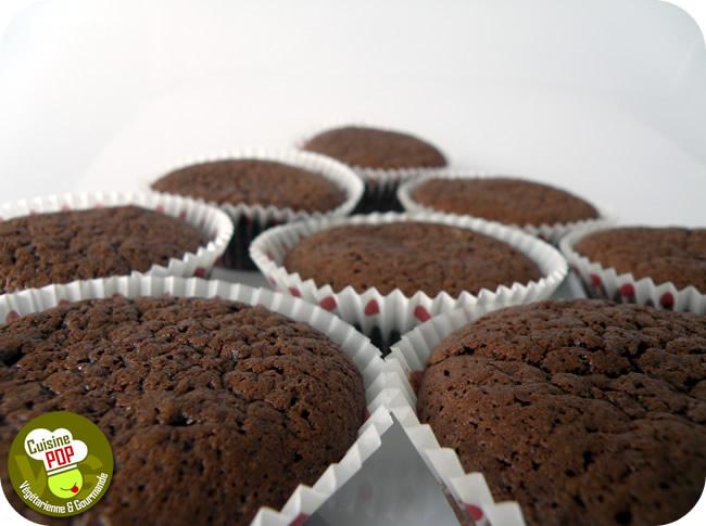 Moelleux au chocolat et noix de cajou