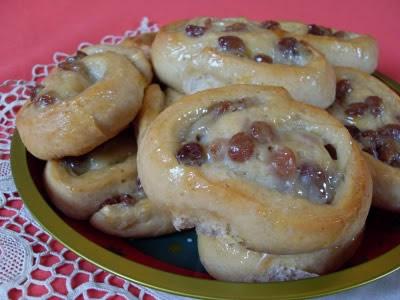 Pains aux raisins (Vegan)