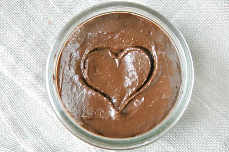 Pâte à tartiner maison chocolat-noisettes