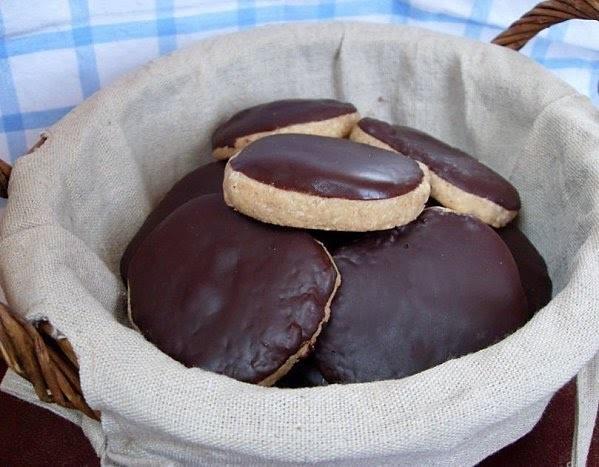 Sablés crème de marrons, coco et chocolat noir