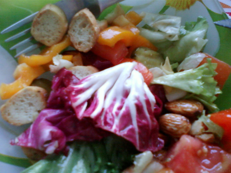 Salade Estivale Multicolore